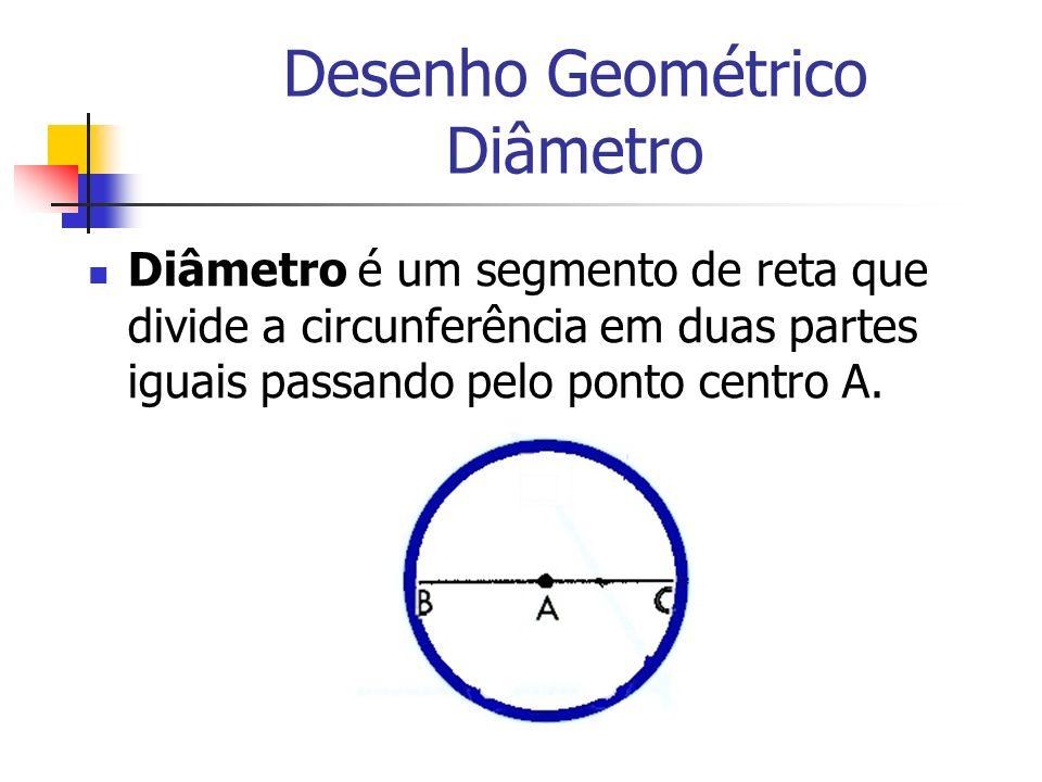 Desenho Geométrico Diâmetro