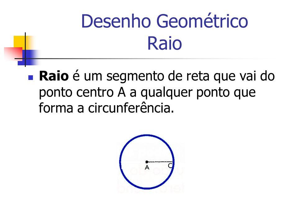 Desenho Geométrico Raio