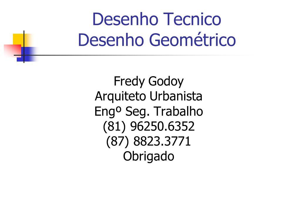 Desenho Tecnico Desenho Geométrico