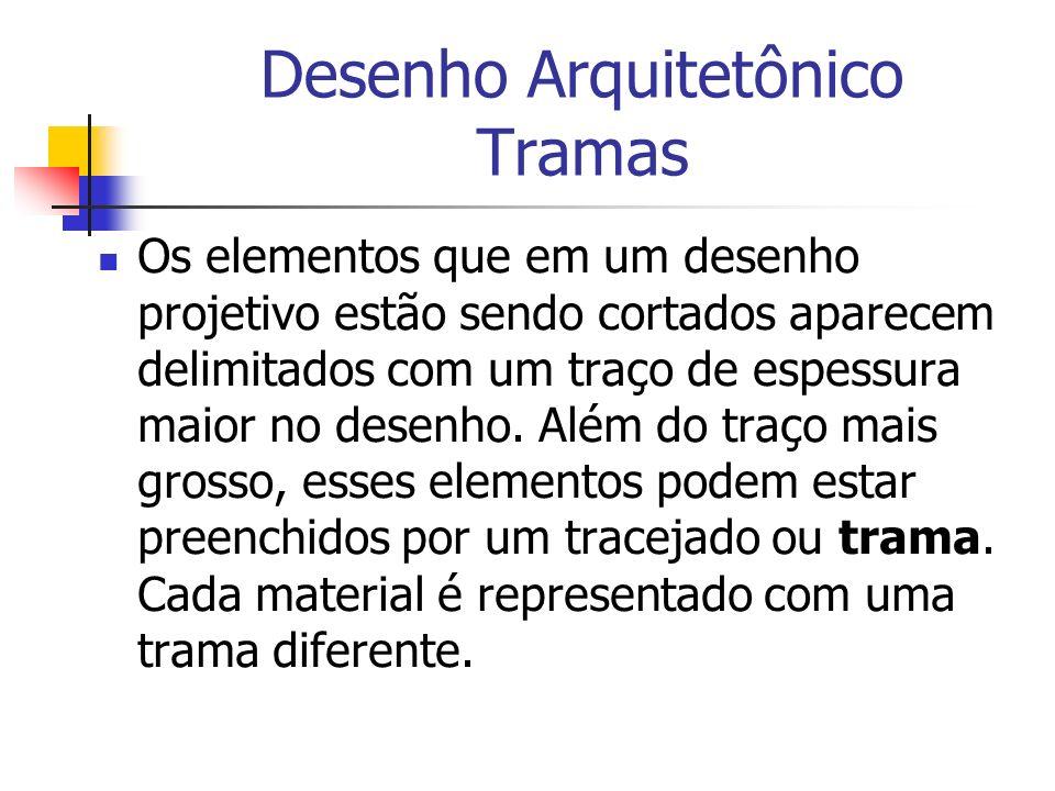 Desenho Arquitetônico Tramas
