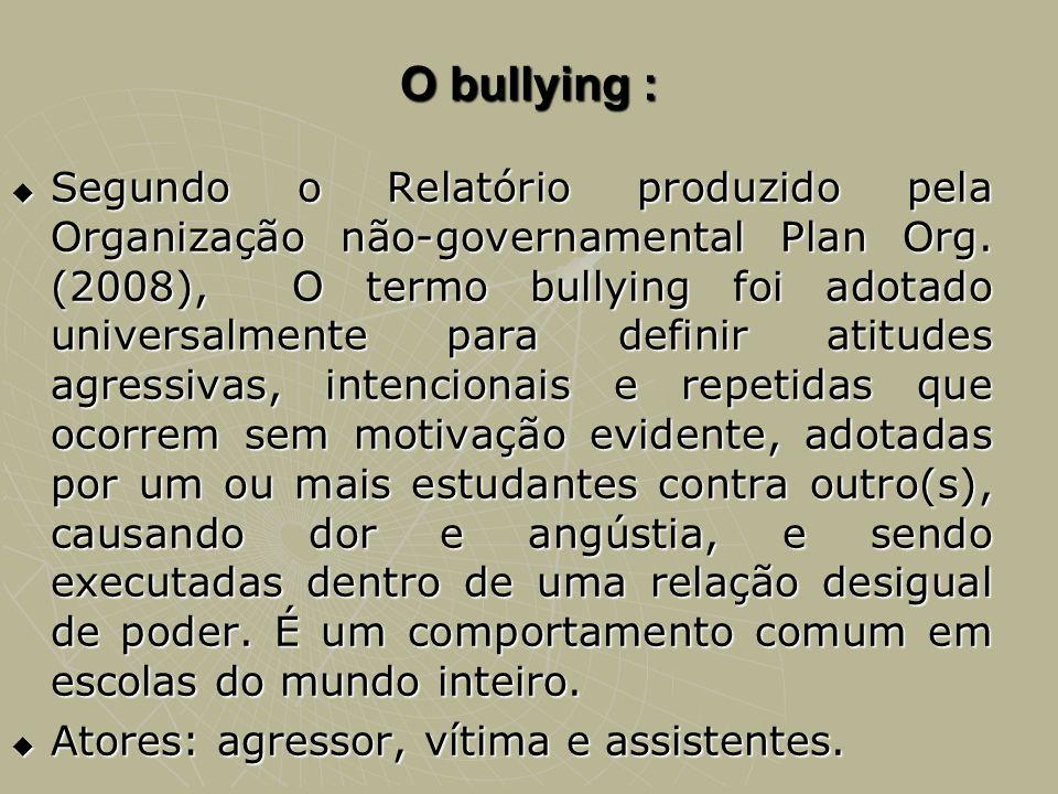 O bullying :