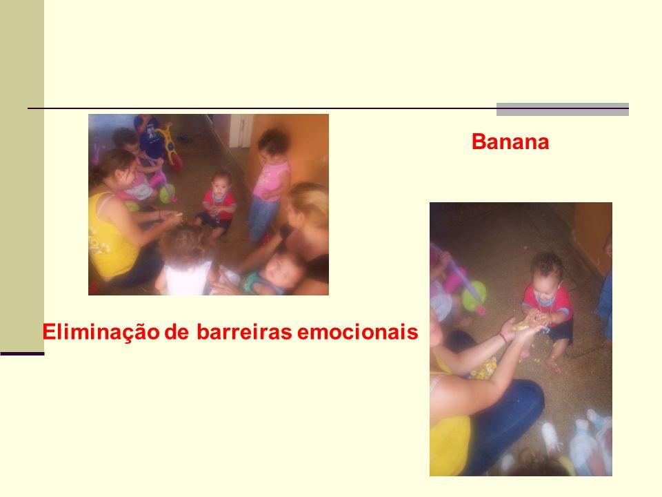 Eliminação de barreiras emocionais
