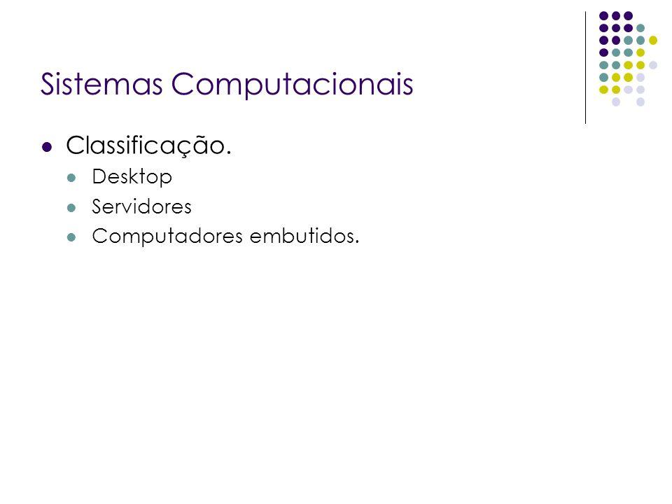 Sistemas Computacionais