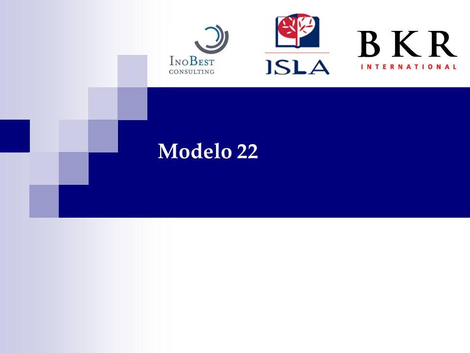 Modelo 22
