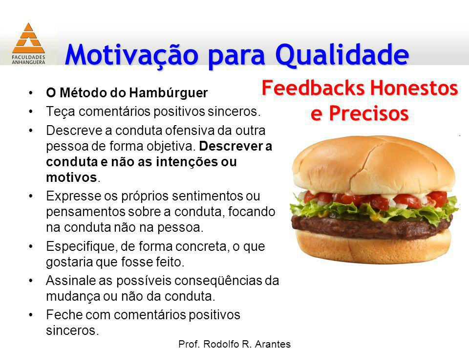 Feedbacks Honestos e Precisos