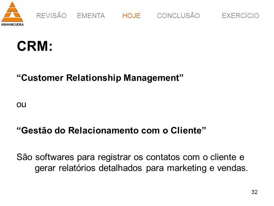CRM: Customer Relationship Management ou