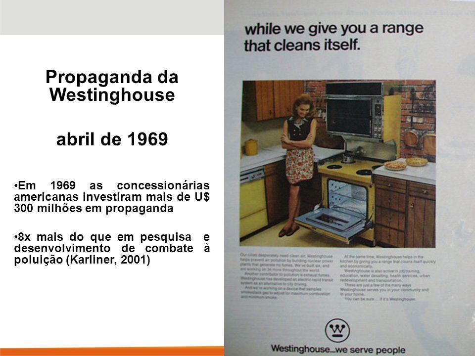 Propaganda da Westinghouse