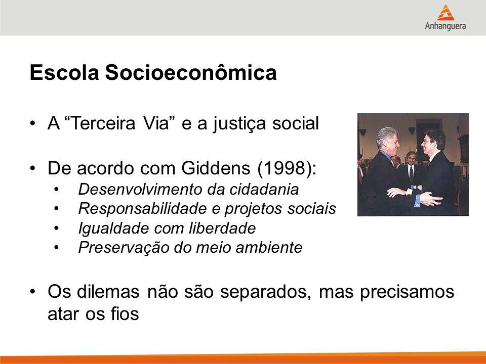 Escola Socioeconômica