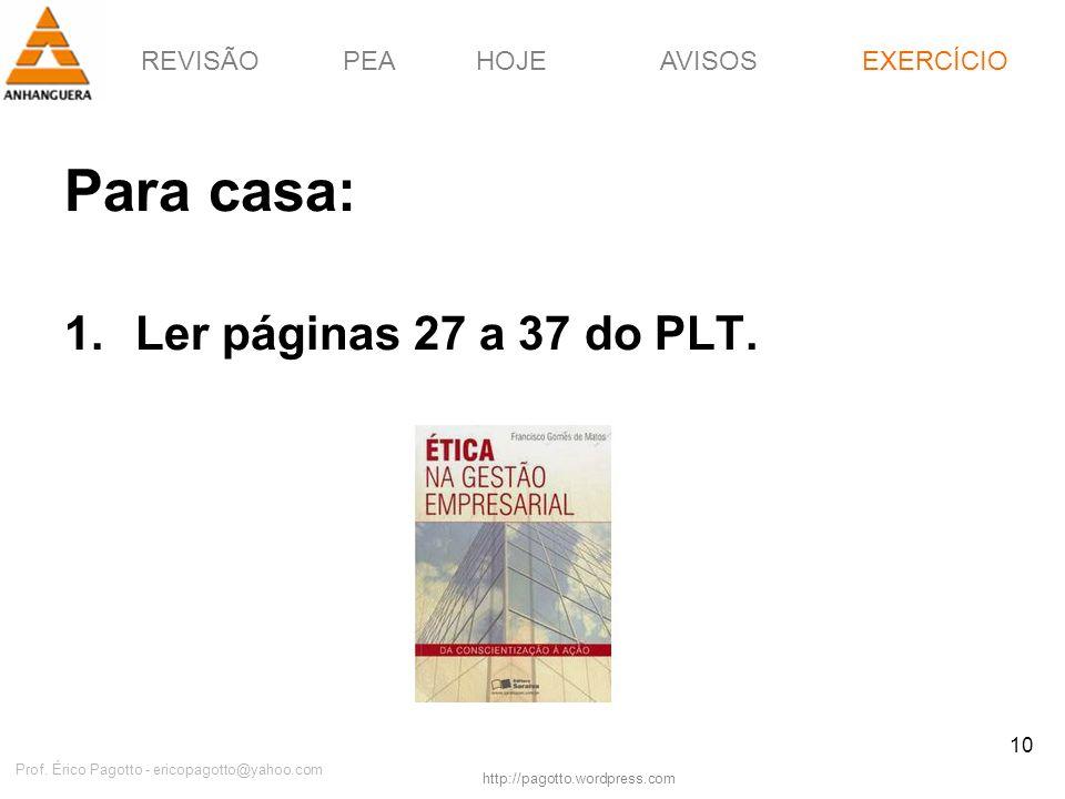 Prof. Érico Pagotto - ericopagotto@yahoo.com