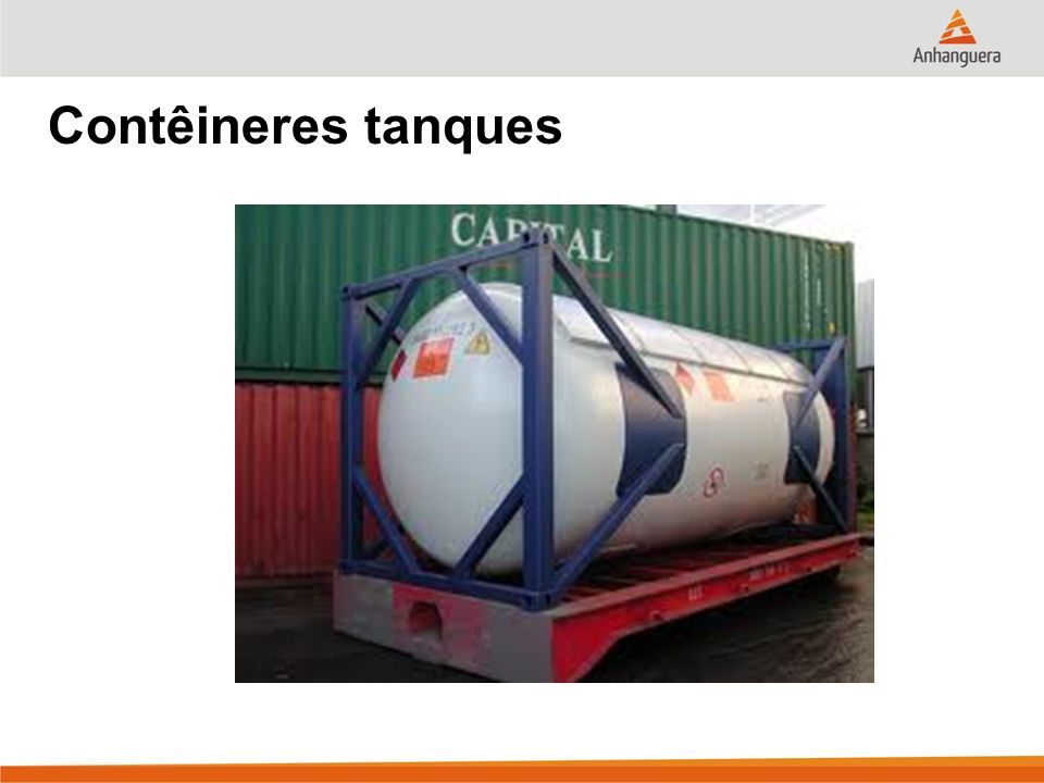 Contêineres tanques