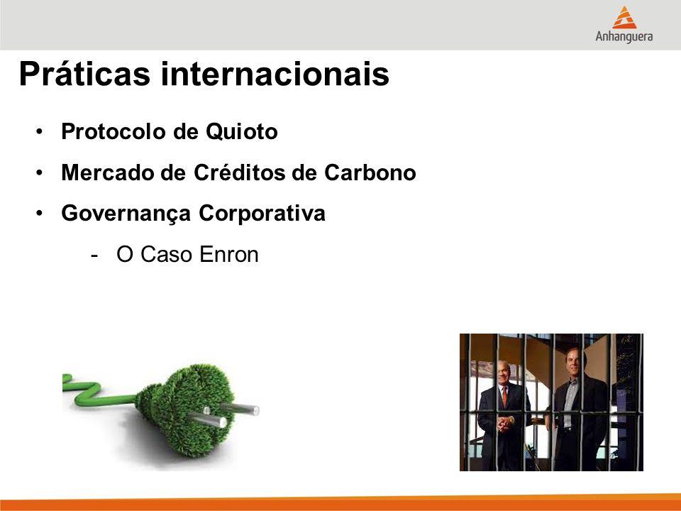 Práticas internacionais