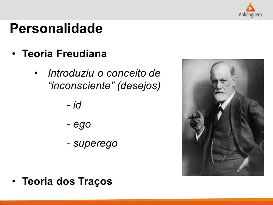 Personalidade Teoria Freudiana