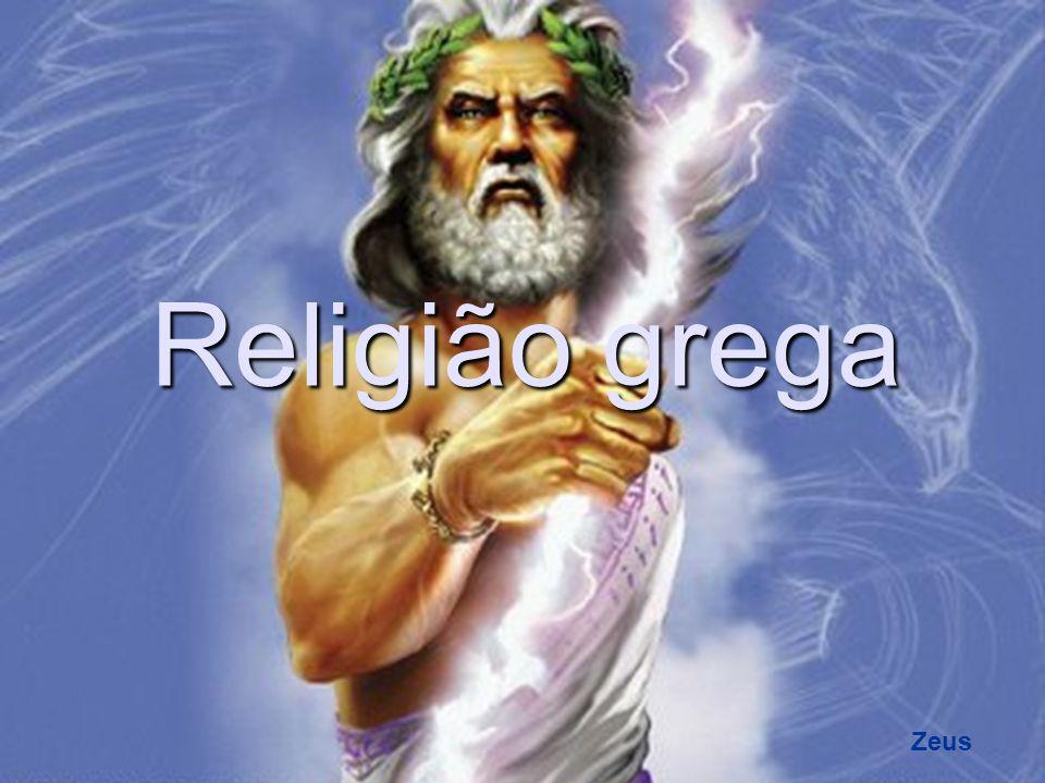 Religião grega Zeus