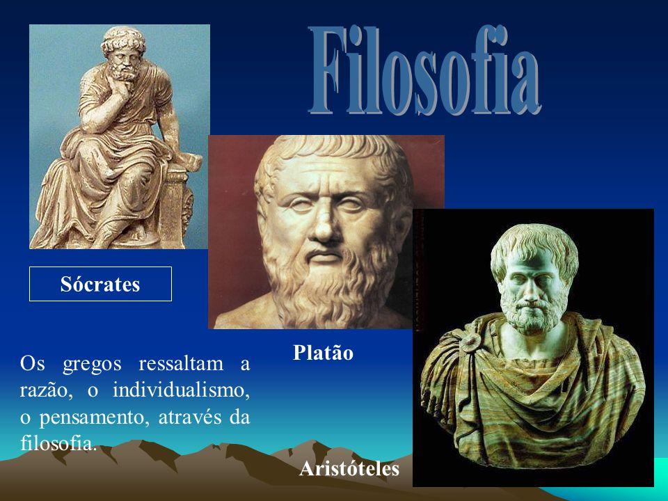 Filosofia Sócrates Platão