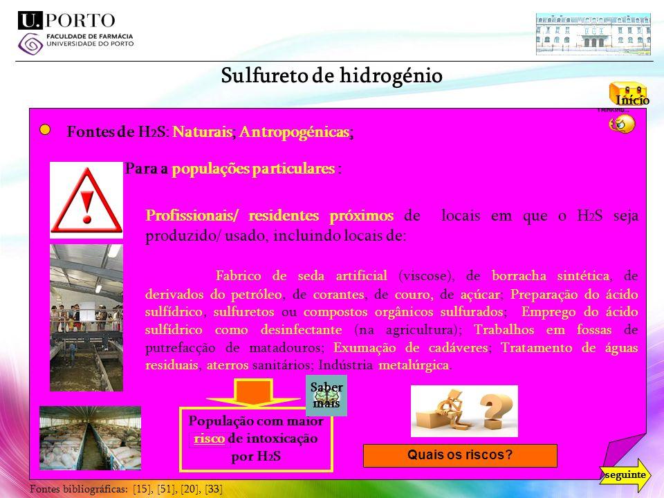 Sulfureto de hidrogénio