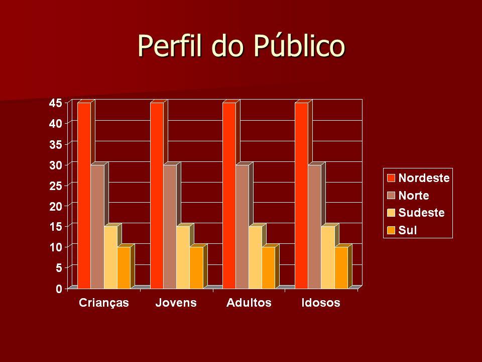 Perfil do Público
