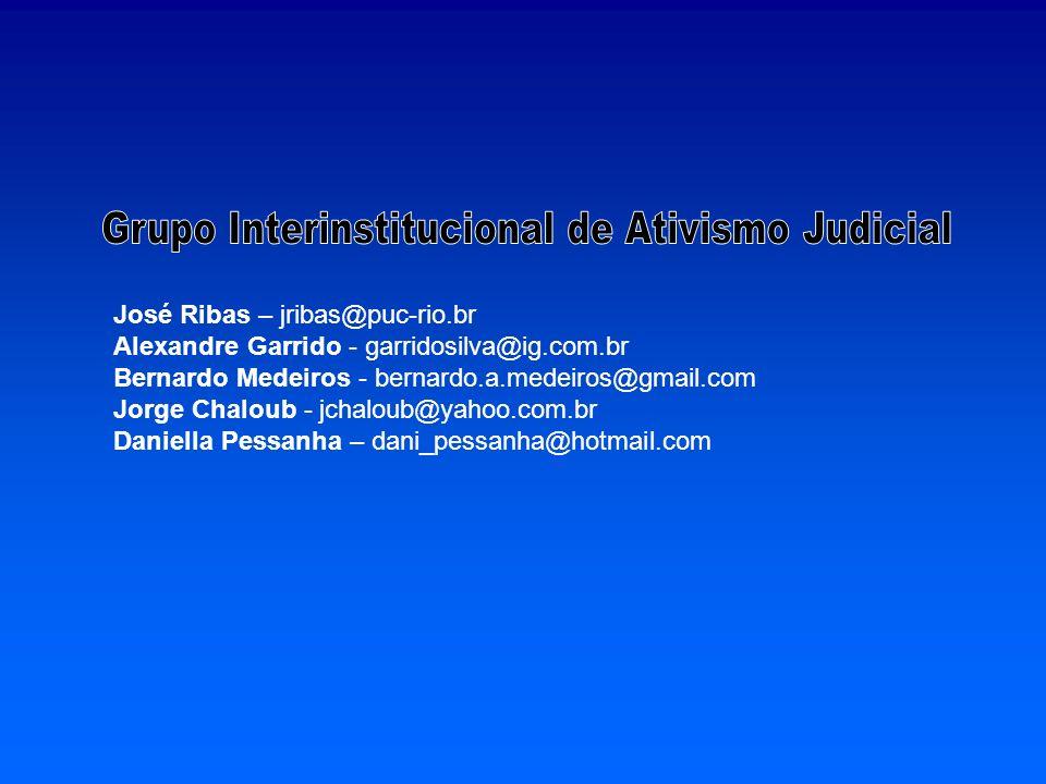 Grupo Interinstitucional de Ativismo Judicial