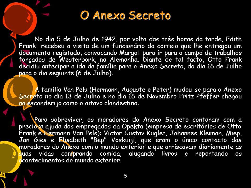O Anexo Secreto