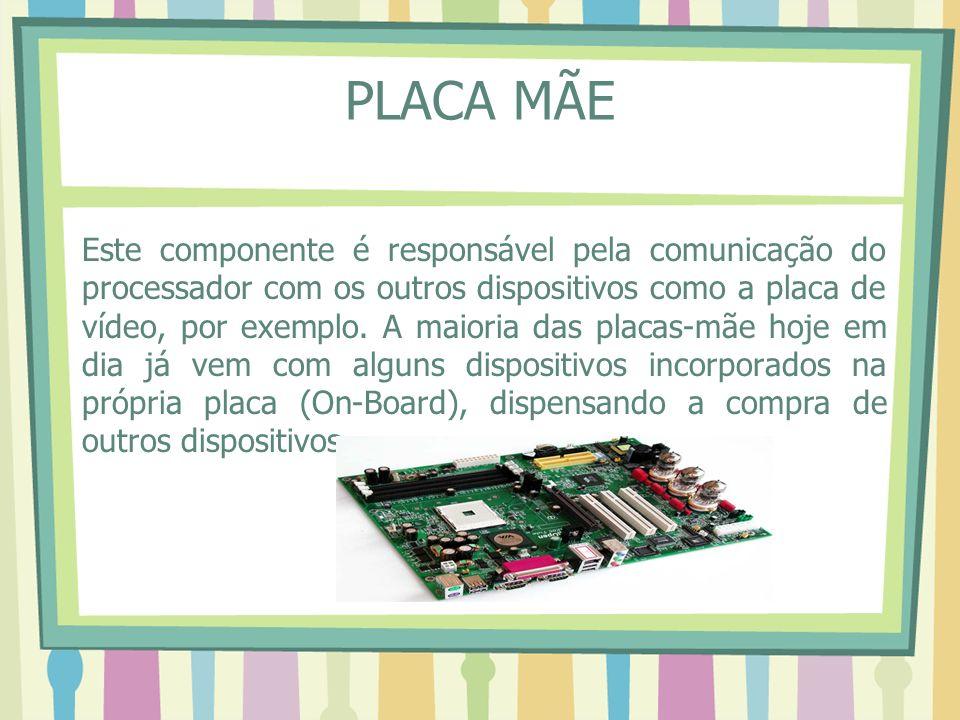 PLACA MÃE