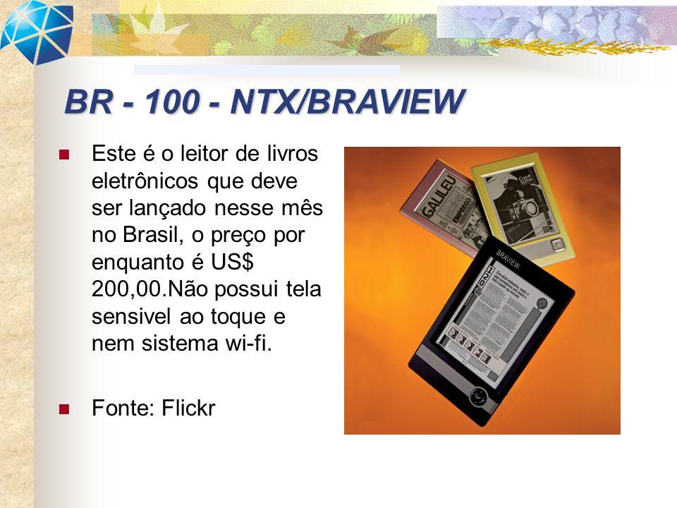 BR - 100 - NTX/BRAVIEW