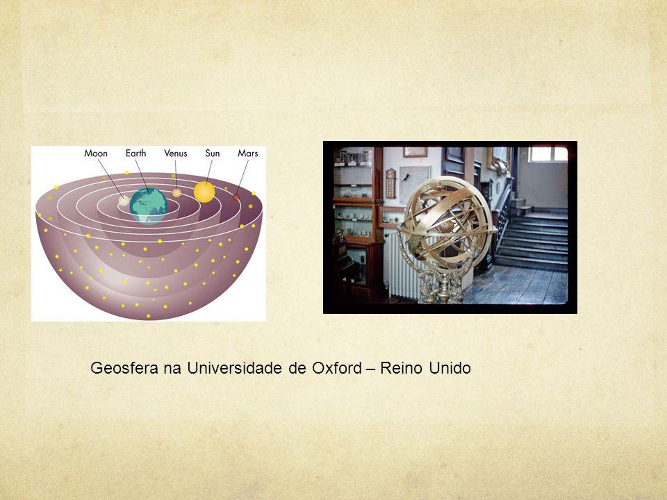 Geosfera na Universidade de Oxford – Reino Unido