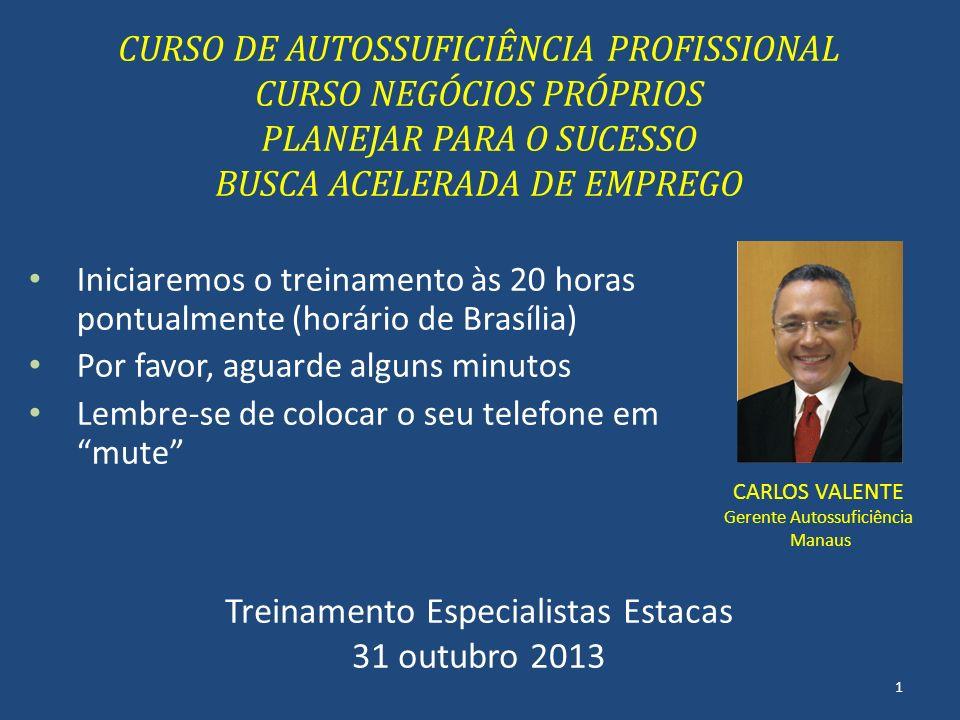 CURSO DE AUTOSSUFICIÊNCIA PROFISSIONAL CURSO NEGÓCIOS PRÓPRIOS