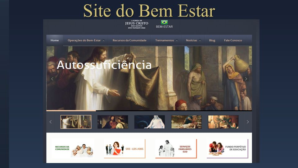 Site do Bem Estar