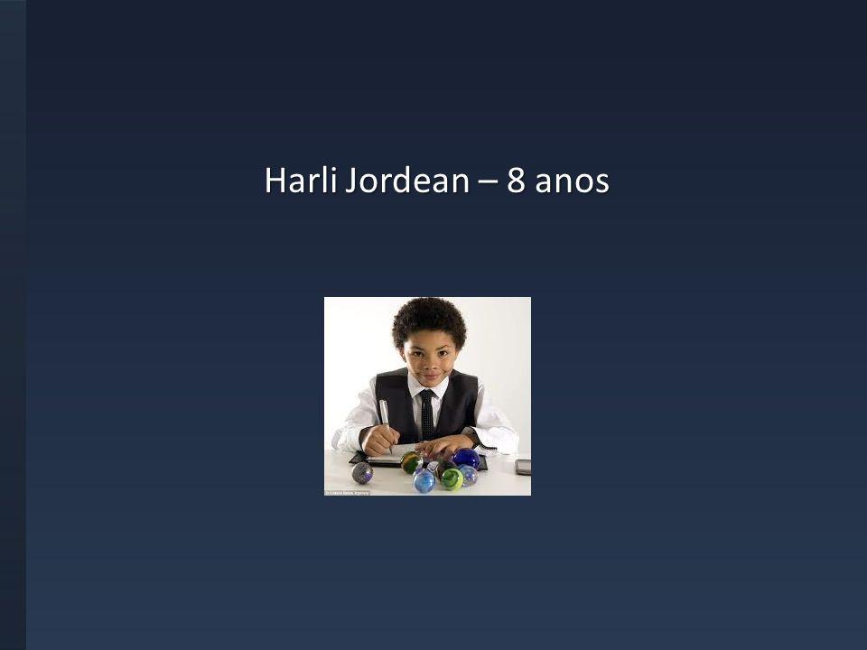 Harli Jordean – 8 anos