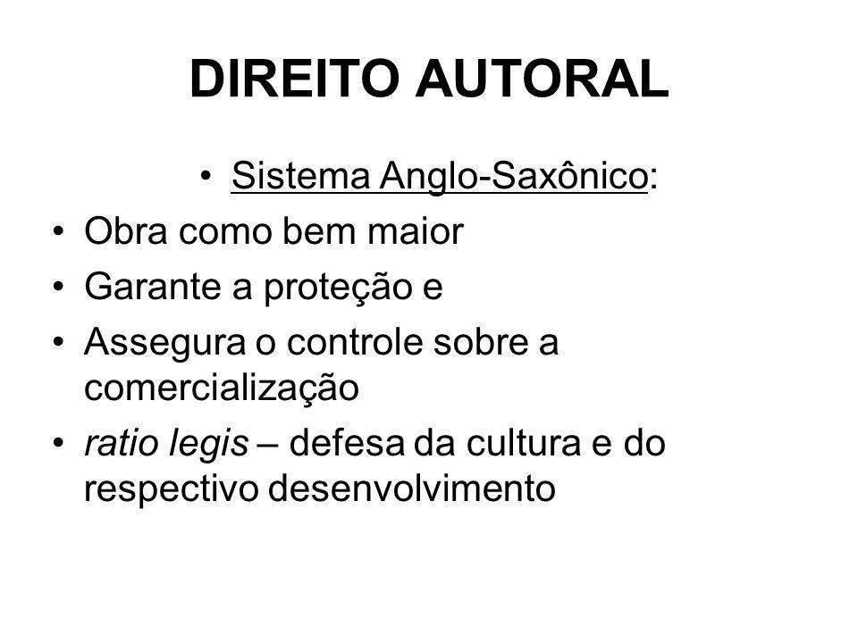 Sistema Anglo-Saxônico: