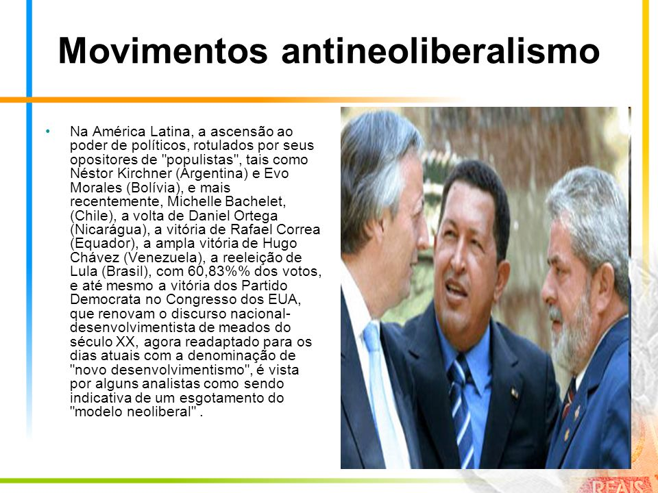 Movimentos antineoliberalismo