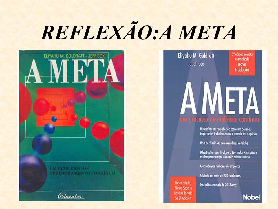 REFLEXÃO:A META