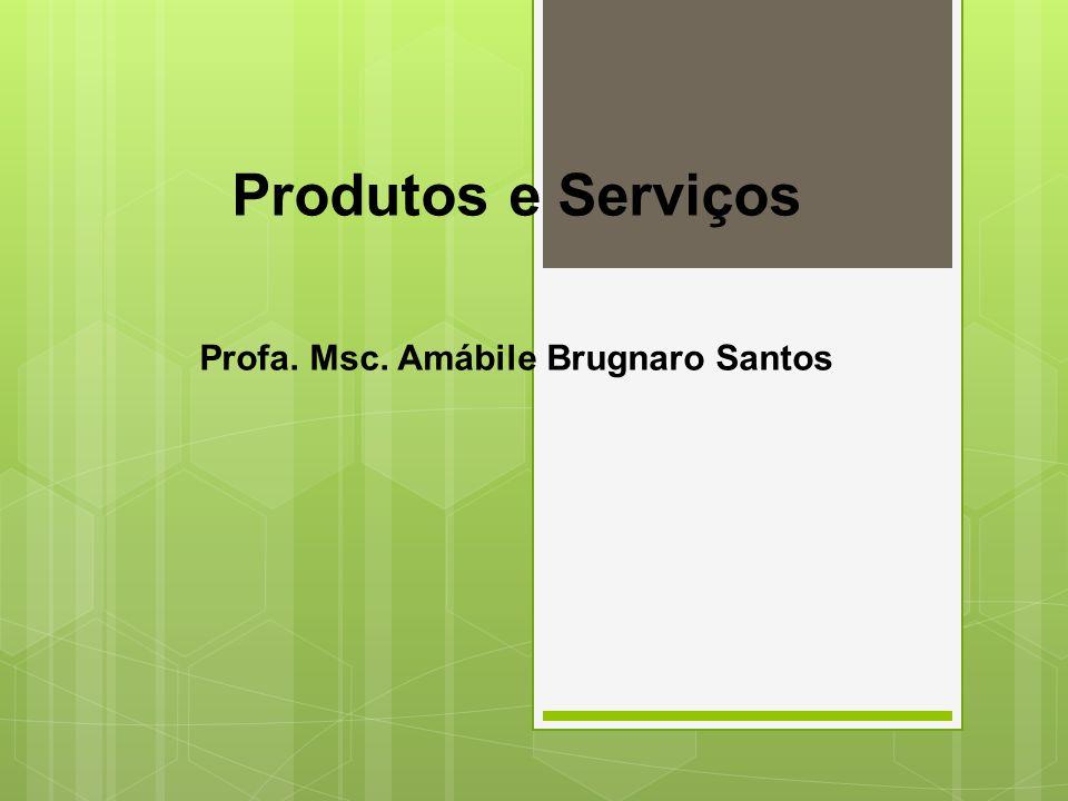 Profa. Msc. Amábile Brugnaro Santos