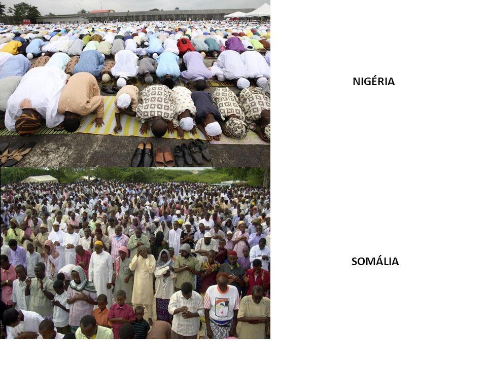 NIGÉRIA SOMÁLIA