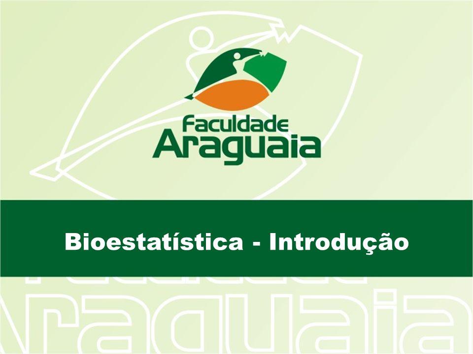 Bioestatística - Introdução