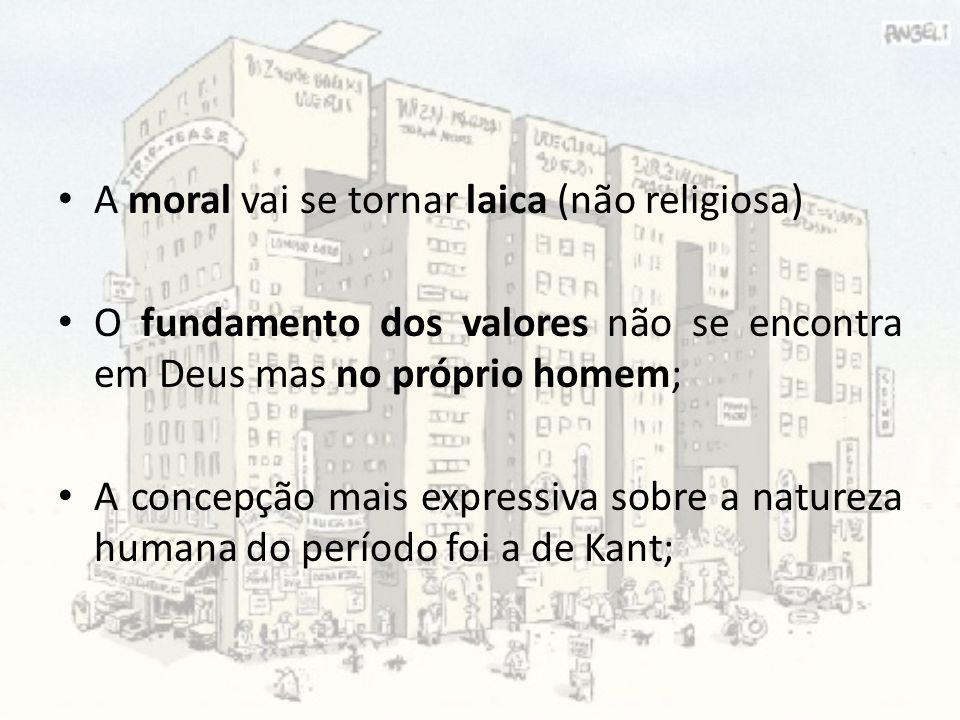 A moral vai se tornar laica (não religiosa)