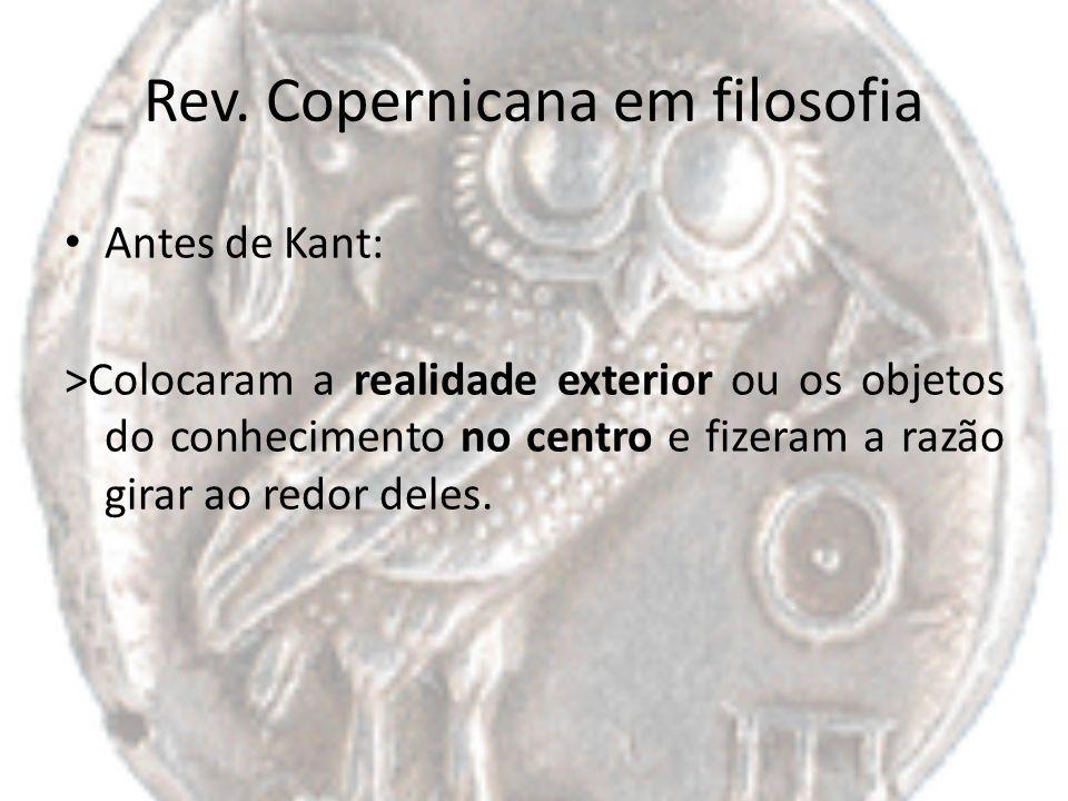 Rev. Copernicana em filosofia