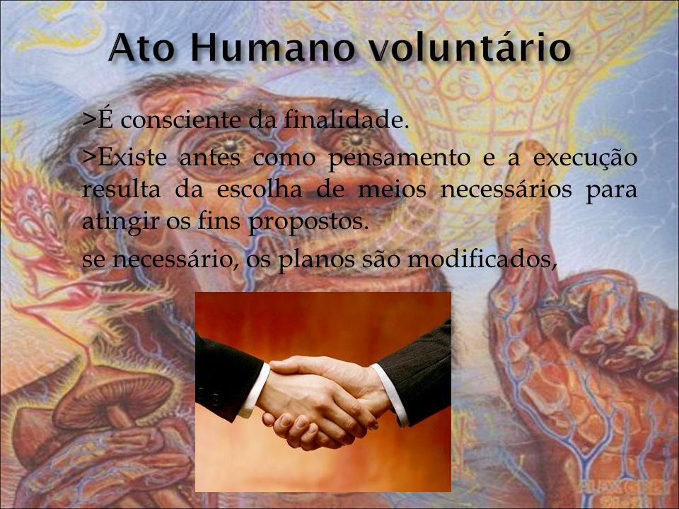 Ato Humano voluntário