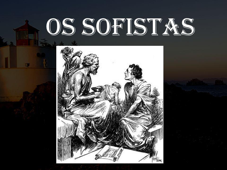 Os Sofistas
