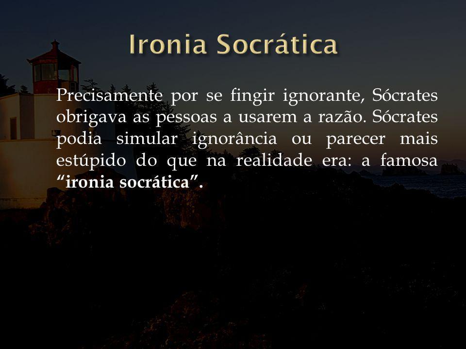 Ironia Socrática