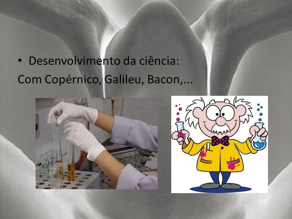 Desenvolvimento da ciência: