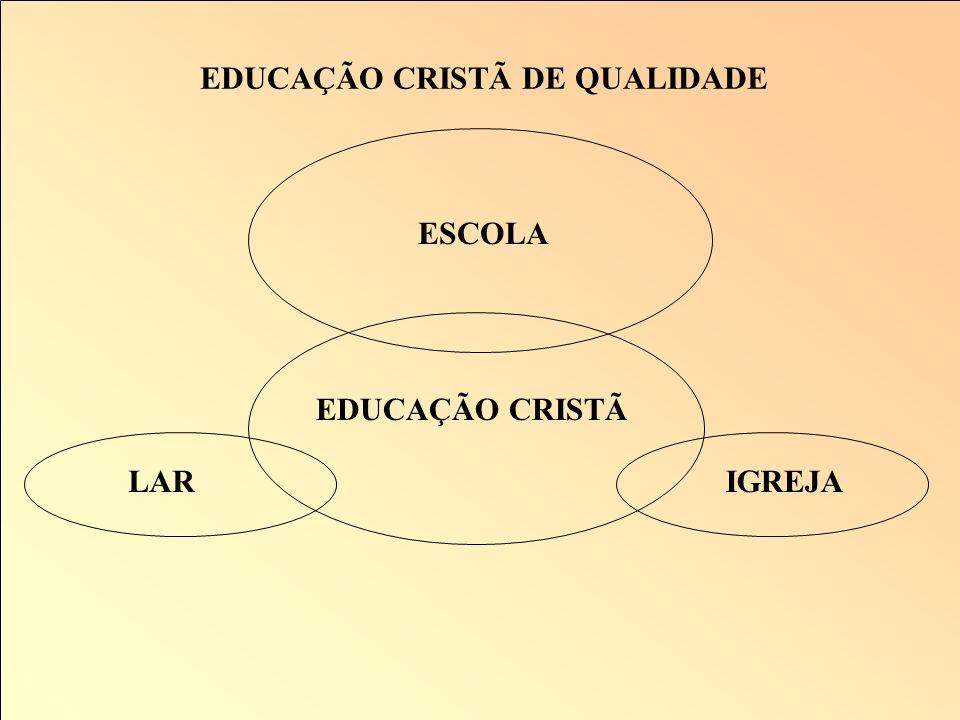 EDUCAÇÃO CRISTÃ DE QUALIDADE