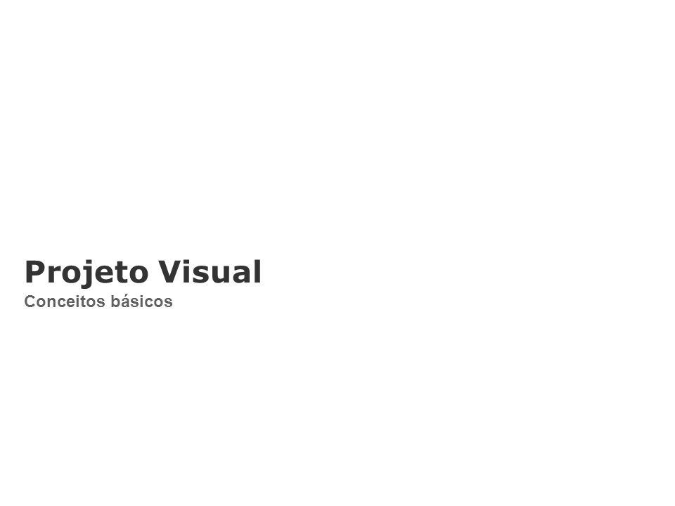 Projeto Visual Conceitos básicos
