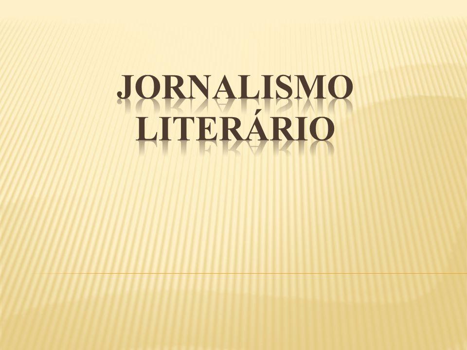 Jornalismo literário