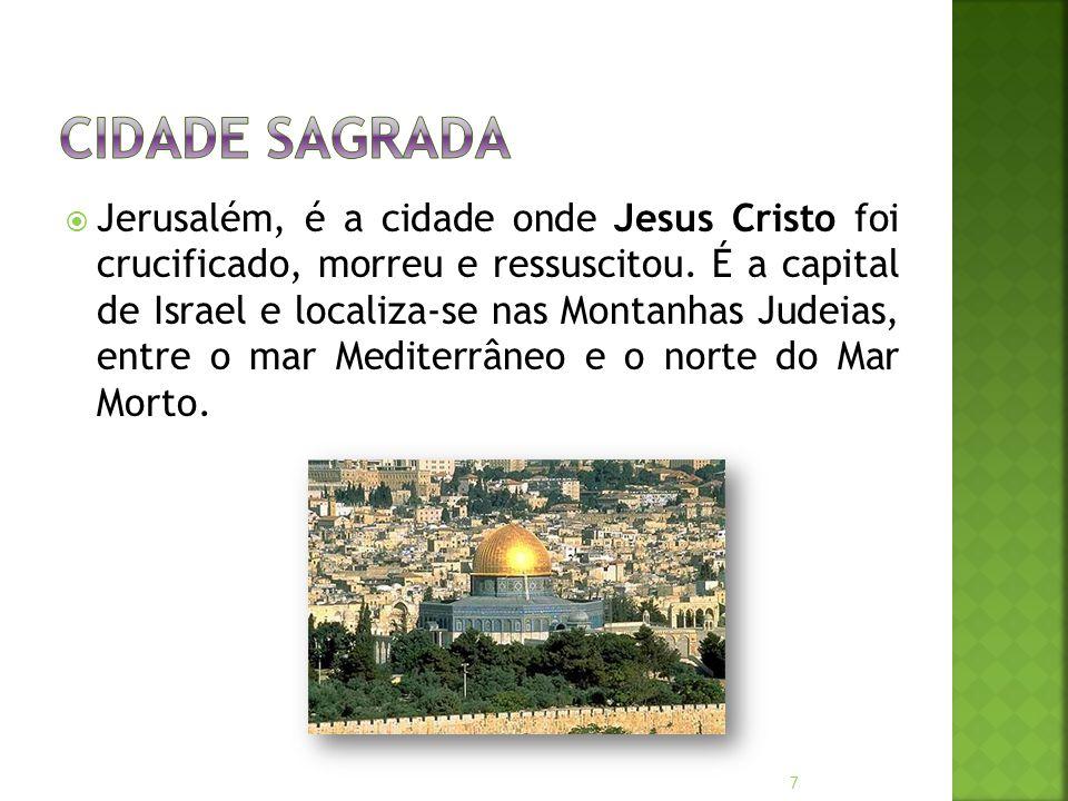 Cidade sagrada