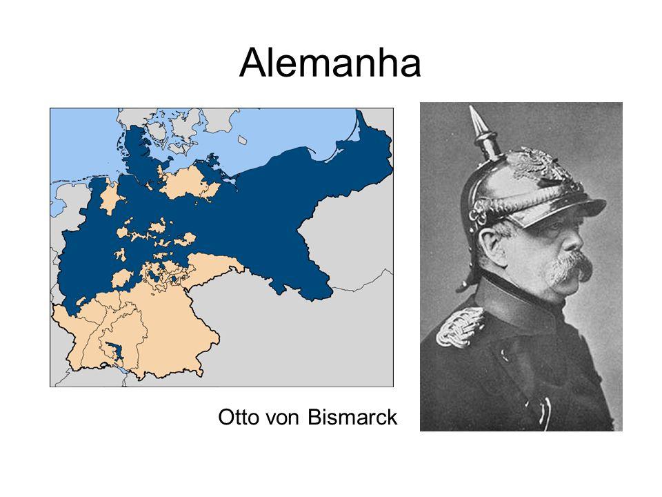 Alemanha Otto von Bismarck