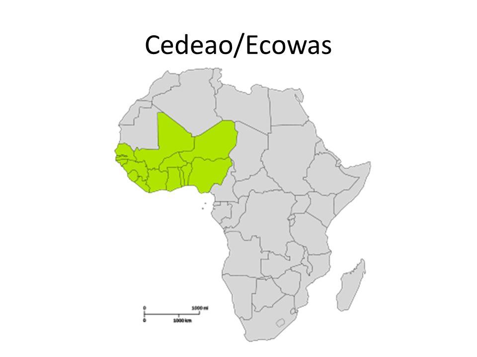 Cedeao/Ecowas