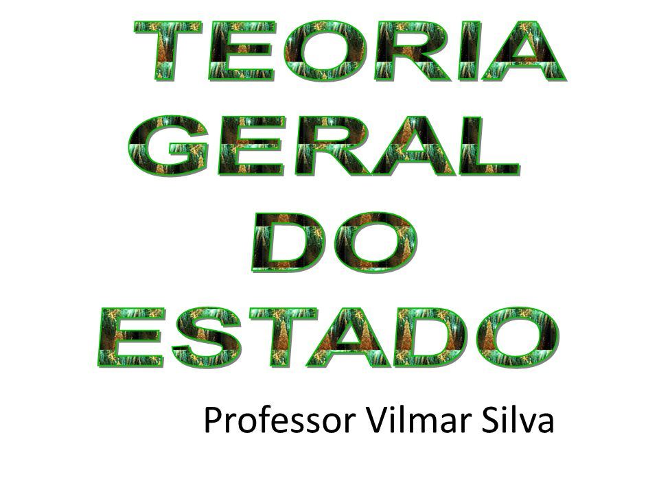 Professor Vilmar Silva