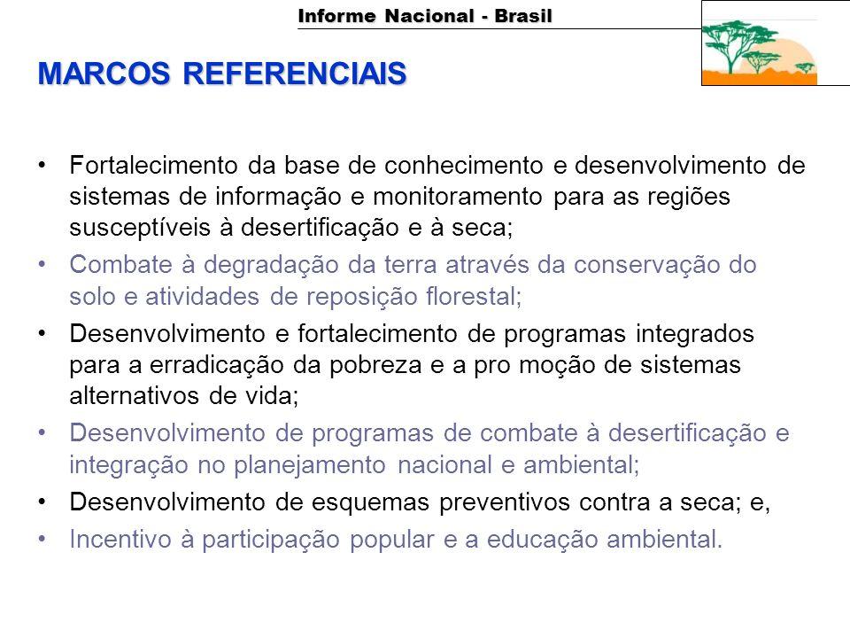 Informe Nacional - Brasil