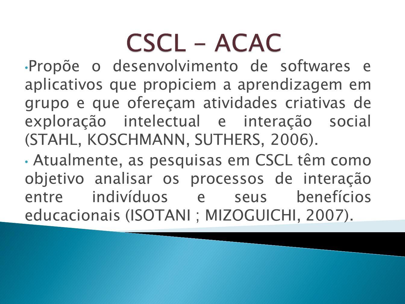 CSCL - ACAC