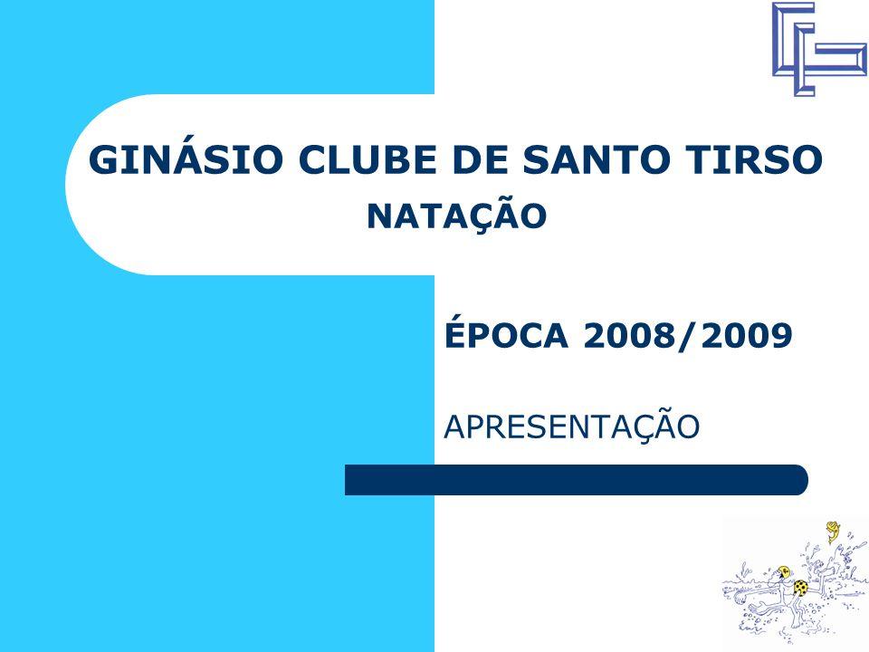 GINÁSIO CLUBE DE SANTO TIRSO NATAÇÃO